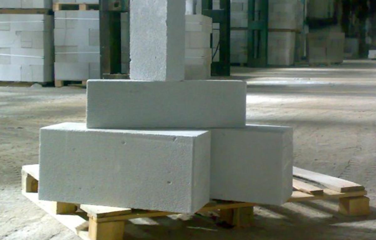 Газобетонные блоки из ячеистого бетона