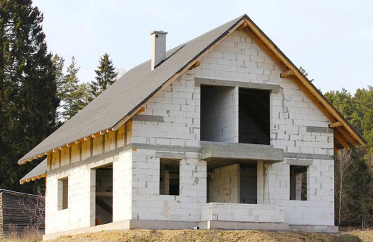 Самостоятельное строительство жилого дома