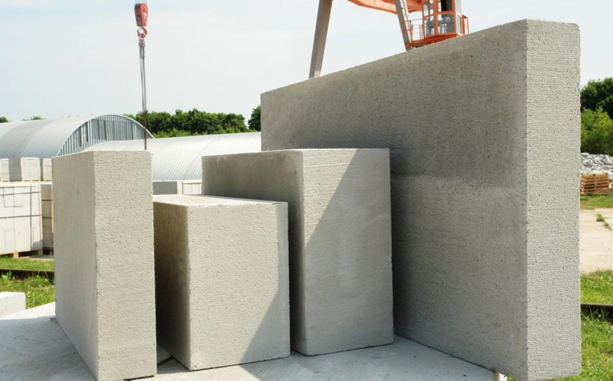 Разновидность блоков из газобетона