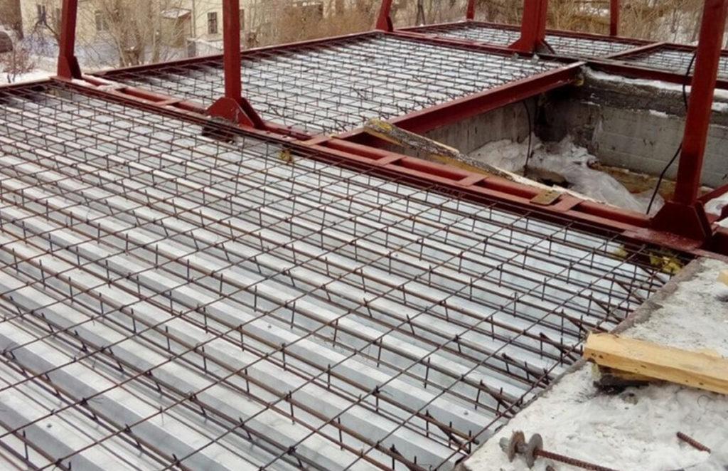 Как залить перекрытие керамзитобетон пленкообразующее бетон