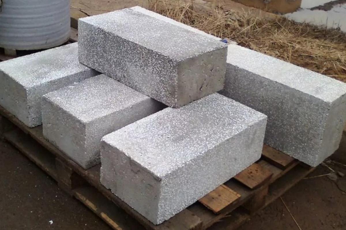 Полистиролбетонные блоки для строительства домов