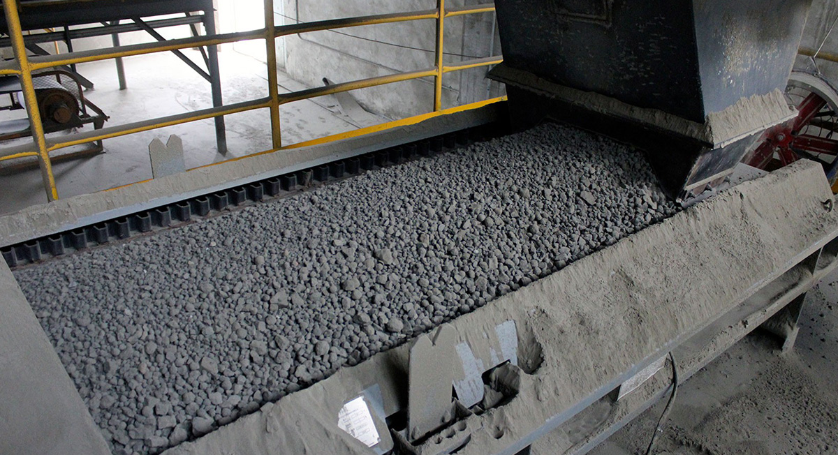Клинкер цементный
