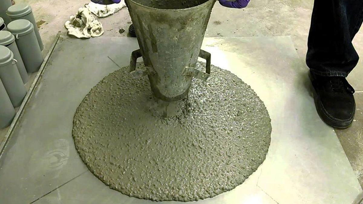 Пластичный бетон