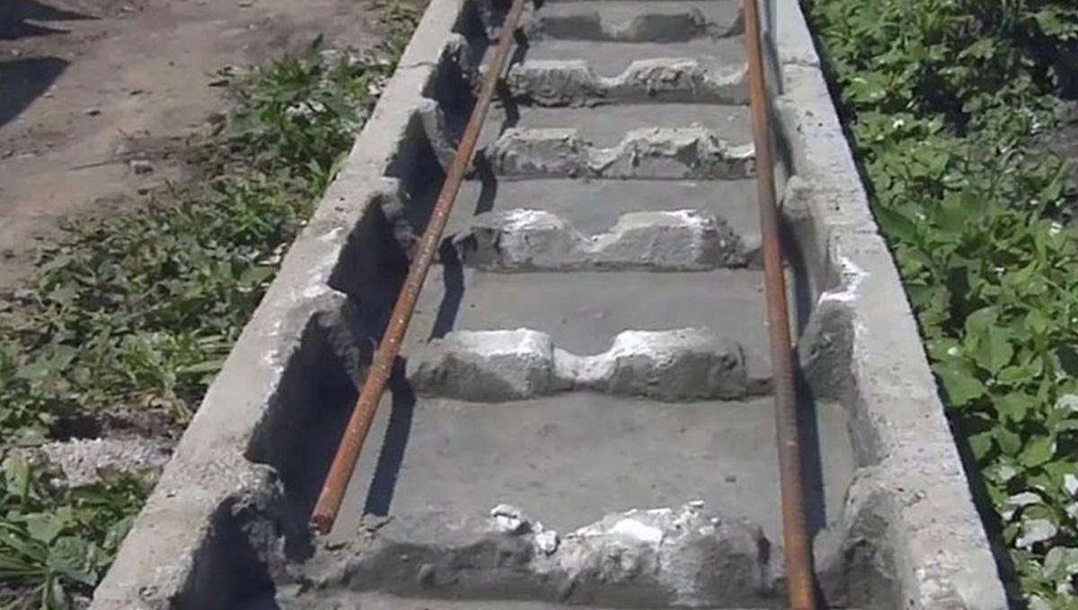 Несъемная опалубка из бетонных блоков
