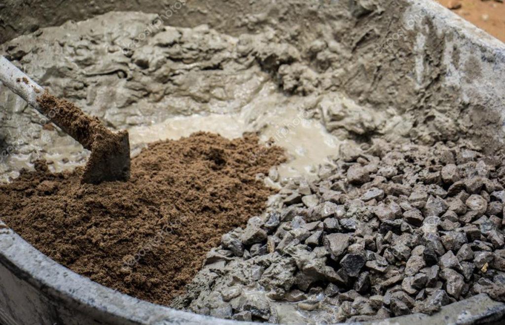 Базовый образец бетона класс бетонных смесей
