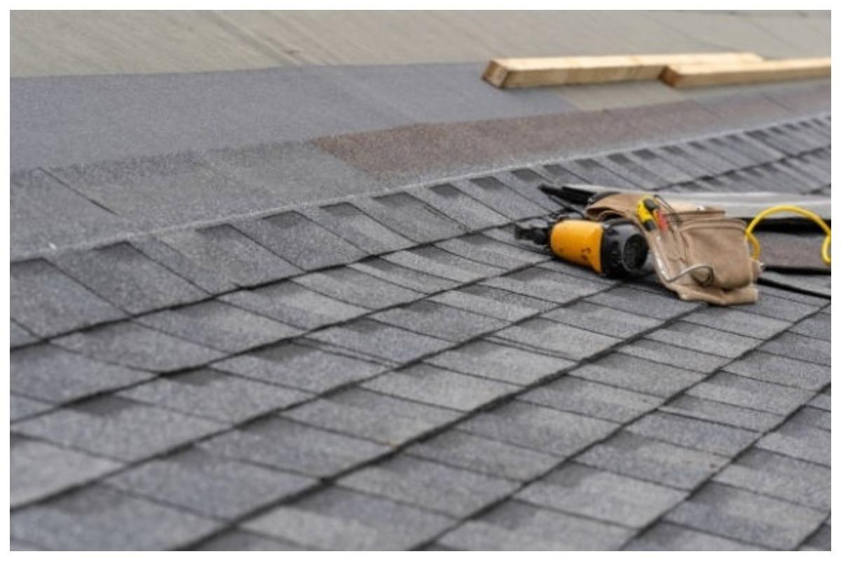Покрытие крыши