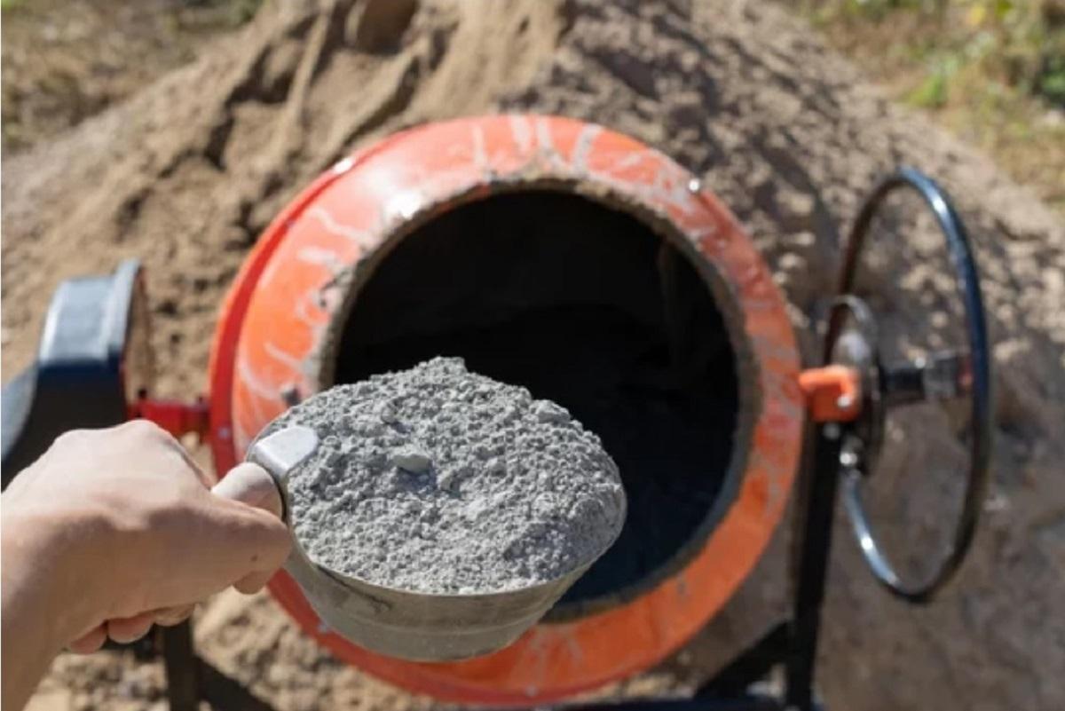Приготовление цемента
