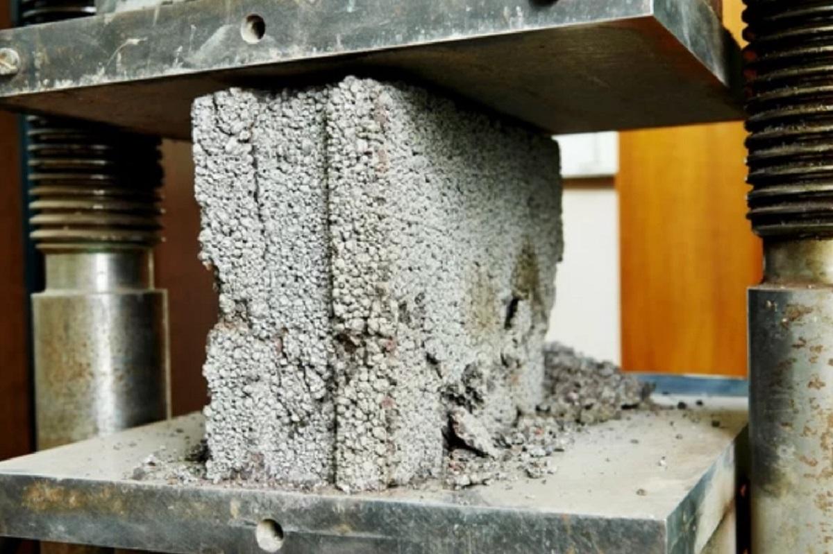 Метод испытания бетона